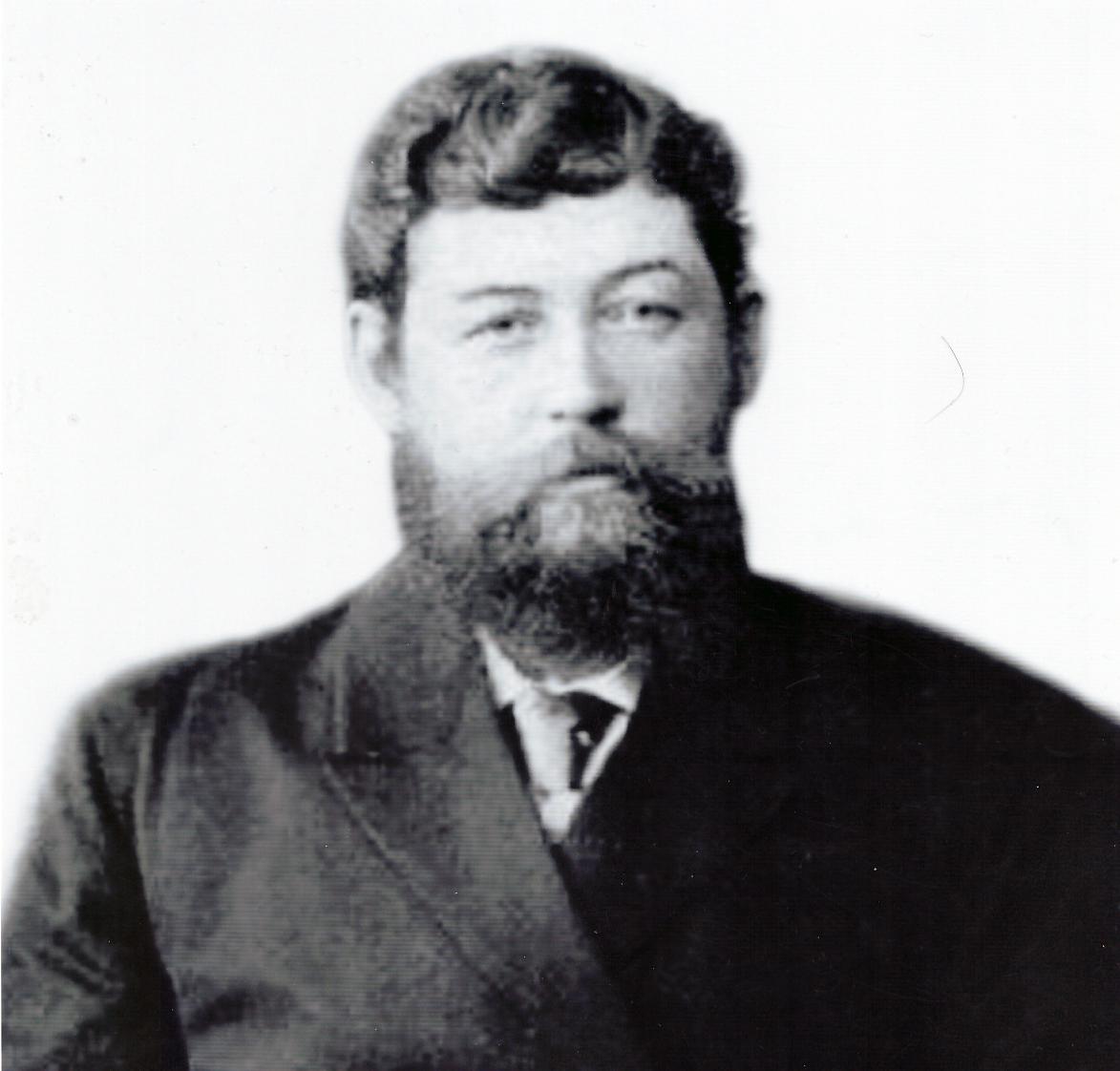 Северьян Кыркалов